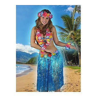 Hawai et tropical Hawaii femmes jupe bleu