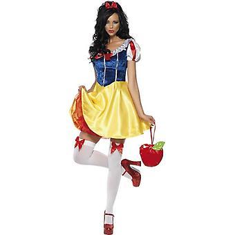 Märchen Kostüm, UK Kleid 8-10 Fieber