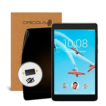 Celicious Privacy 2-Way Anti-Spy Filter Screen Protector Film Compatible with Lenovo Tab E8