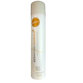 Original Profesional Sebastian Shaper Plus Extra Hold Hairspray 10.6oz.