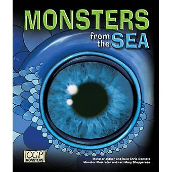 KS2 Monsters from the Sea Reading Book by CGP Books - CGP Books - 978