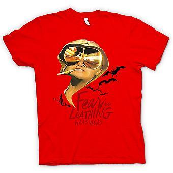 T-shirt van vrouwen - angst en afkeer Bats - Funny