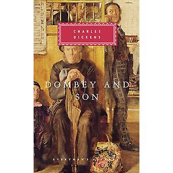 Dombey and Son by Charles Dickens -  -Phiz - - Lucy Hughes-Hallett - 97