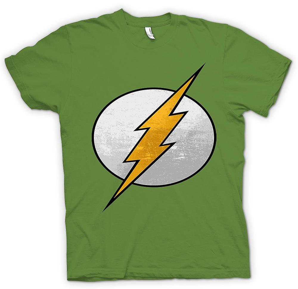 T-shirt homme - Le logo de Flash - Cool