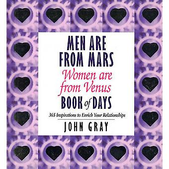 Men are from Mars - Women are from Venus Book of Days - Book of Days -