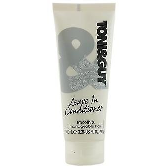 TONI & GUY Leave in conditioner smooth & manageable hair 100 ml