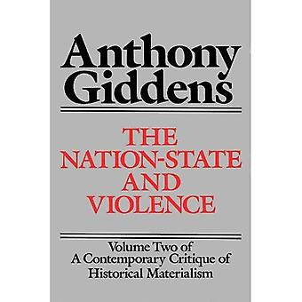 Contemporary Critique of Historical Materialism: Nation State and Violence v. 2