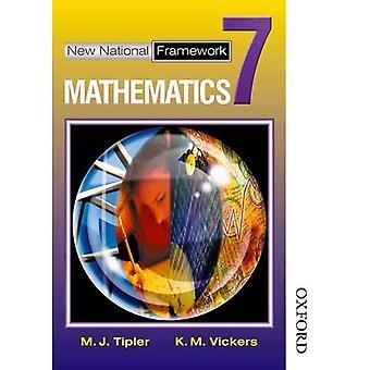 New National Framework Mathematics 7 Core Pupils' Book