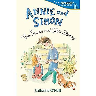 Annie e Simon: O espirro e outras histórias (Candlewick faíscas)