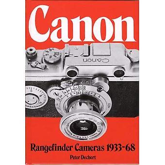 Canon Rangefinder Camera, 1933-68 (Hove Collectors Books)