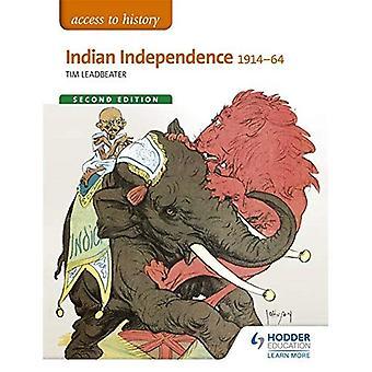 Dostęp do historii: Indian niezależności 1914-64 drugie wydanie
