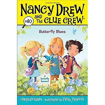 Butterfly Blues (Nancy Drew & de Clue bemanning)