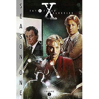 X-Files Classics: Season One Volume 1 (X-Files Classics Season One Hc)