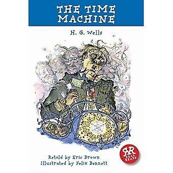 The Time Machine (Real Reads Science Fiction)