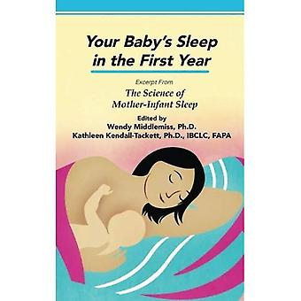 Your Baby's Sleep in the First�Year: Excerpt from the Science�of Mother-Infant Sleep�(Working and Breastfeeding�Made Simple Pocket Guides)