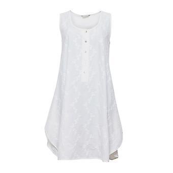 Cyberjammies 1312 Women's Nora Rose Pearl White Floral Print Night Gown Loungewear Nightdress