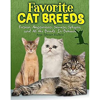 Favourite Cat Breeds: Persians, Abyssinians, Siamese, Sphynx, and all the Breeds In-Between (Snap� Books: Cats Rule!)