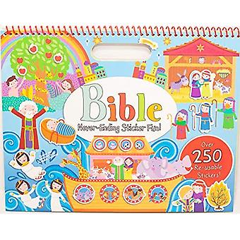 Bible Never-Ending Sticker Fun!: Over 50 Stickers