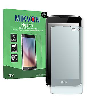 LG K7 (Camera right) Screen Protector - Mikvon Health (Retail Package with accessories)