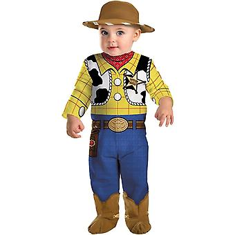 Toy Story Woody Kind Kostüm