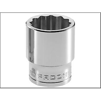 S.16 SOCKET 1/2 IN DRIVE 16MM