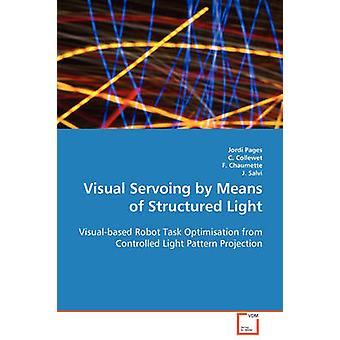 Visual Servoing by Means of Structured Light by Pages & Jordi