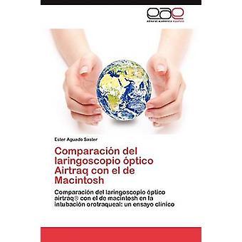 Comparacin del Laringoscopio Ptico Airtraq con el de Macintosh von Aguado daraufhin Ester