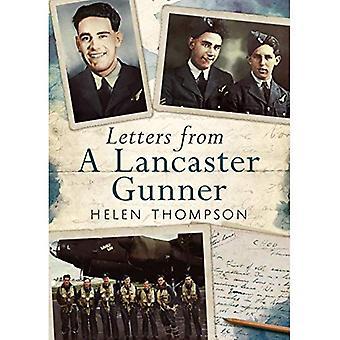 Briefe von Lancaster Kanonier