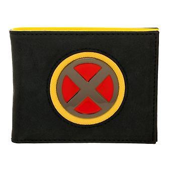 Men's Marvel X-Men Logo Bi-Fold Wallet