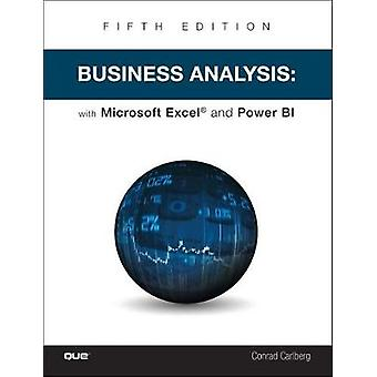 Business Analysis with Microsoft Excel and Power BI by Business Analy