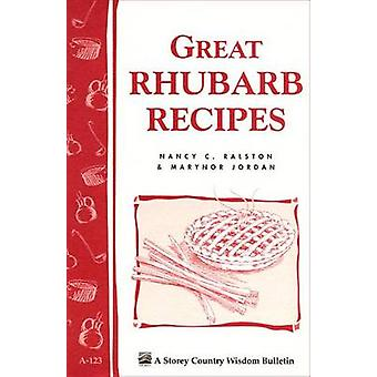 Great Rhubarb Recipes by Ralston - 9780882666556 Book