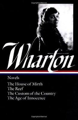Novels by Edith Wharton - R W Lewis - 9780940450318 Book