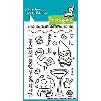 Lawn Fawn Clear Stamps Gnome Sweet Gnome (LF384)