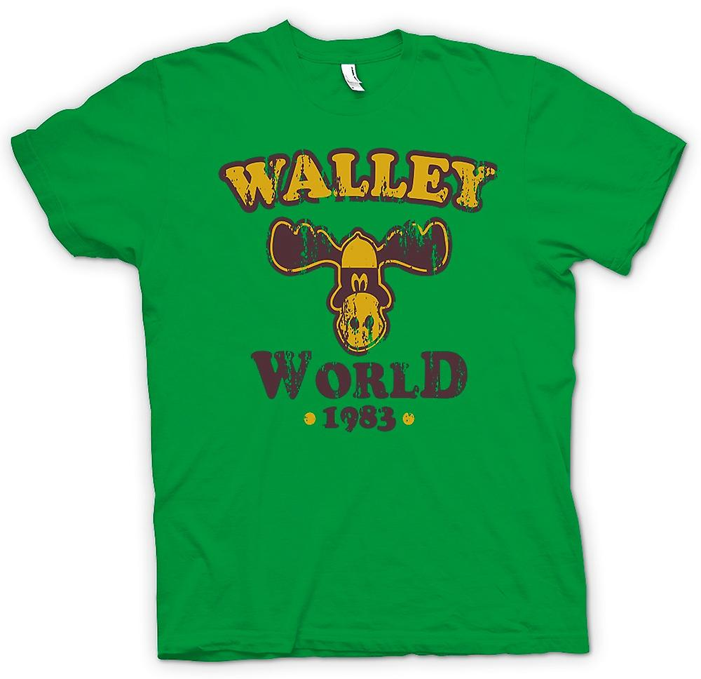 Mens T-shirt - Walley World 1983 Nation Schmähschriften - lustig