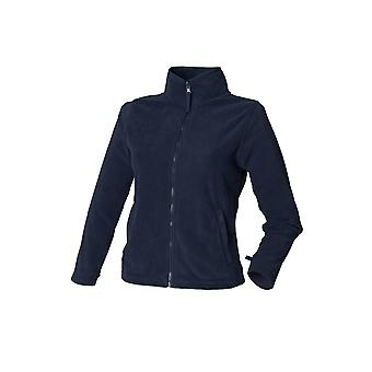 Henbury women's microfleece jacket hb851