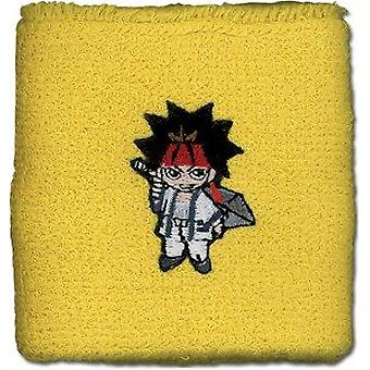 Sweatband - Rurouni Kenshin - New Sanosuke Toys Gifts Anime Licensed ge7786