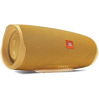 JBL Charge 4 Portable Bluetooth Speaker and Power Bank with Rechargeable Battery Waterproof Yellow