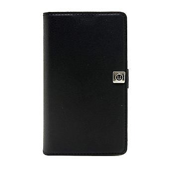 Large Universal Slider Folio Black