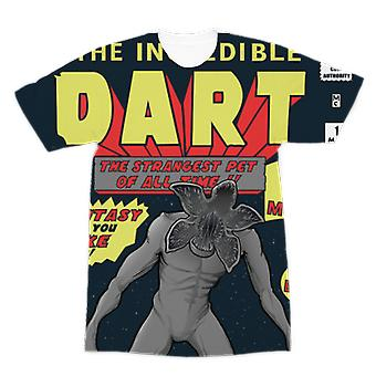 The incredible dart premium sublimation adult t-shirt