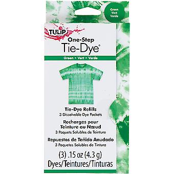 Tulip One Step mode colorant Refill .45Oz Green Tfdrf 29033