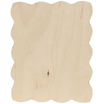 Baltic Birch Simple Shape Savannah- 41166