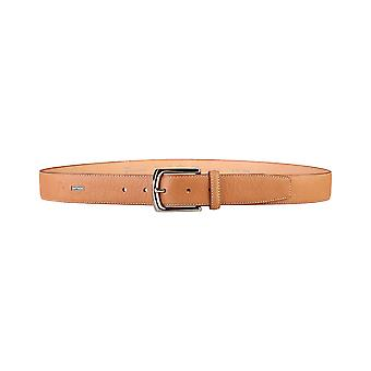 Gattinoni Belts saddlebrown,sandybrown Men