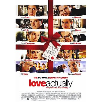 Love Actually Movie Poster (11 x 17)