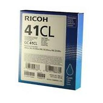 Ricoh Gc-41ci cyan cartridge (600 pages) (Home , Electronics , Printing , Ink)