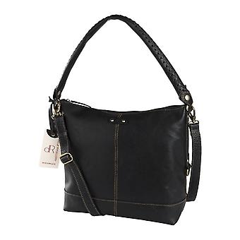 Dr Waxi Amsterdam Hand/shoulder bag Black