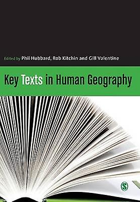 Key Texts in Huhomme Geography by Valentine & Gill