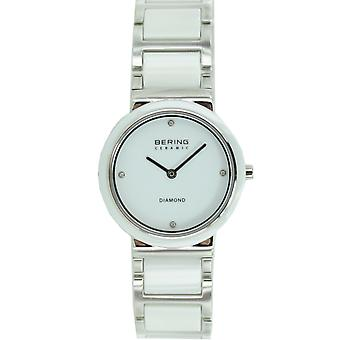 Bering ladies watch wristwatch slim ceramic - 10729-901