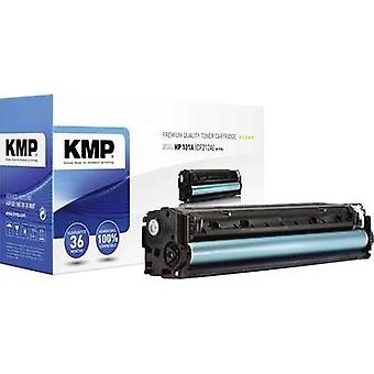 KMP Toner cartridge replaced HP 131A, CF212A Compatible Yellow
