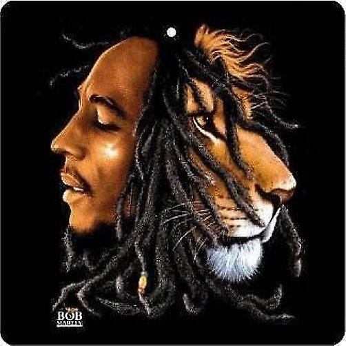 Bob Marley Lion Car Air Freshener