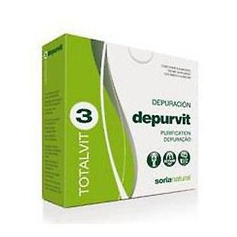 Soria Natural Totalvit 3 Depurvit